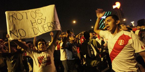 Noticias de las 6: hinchas peruanos se enfrentaron a la Policía en hotel Westin