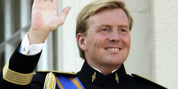 Ámsterdam se prepara para recibir al nuevo monarca holandés