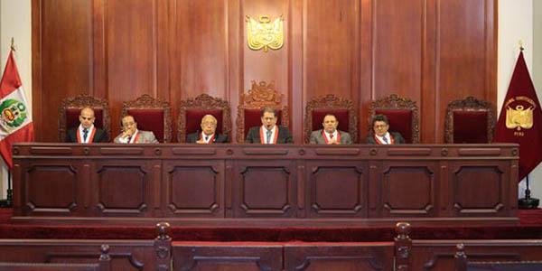 TC: Sentencia sobre fiscales del CNM no es firme y puede ser enmendada