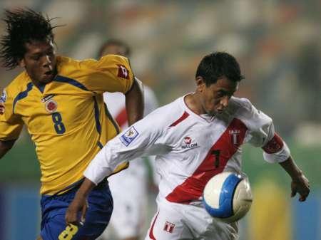 VIDEO: revive la última victoria de visita de Perú sobre Colombia