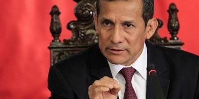 Humala exige a ministro Pedraza aclarar denuncia de Rospigliosi