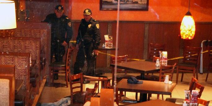 Delincuentes desataron balacera al interior de un chifa en el Callao