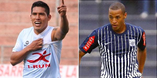 Andy Pando y Jesús Rabanal regresan al Perú para jugar en la César Vallejo