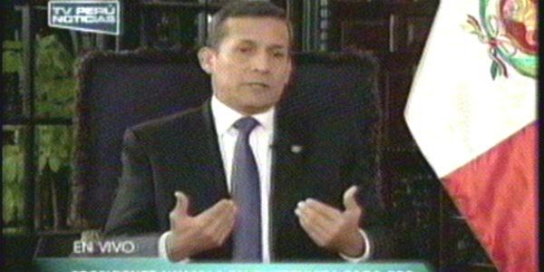 """Noticias de las 6: presidente Humala asegura que """"no habrá sorpresas en 28 de julio"""""""