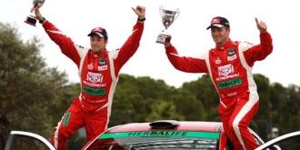Nicolás Fuchs conquistó histórico título mundial de Rally para el Perú