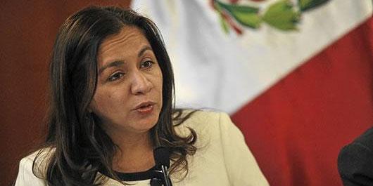 Partido Nacionalista demanda a Marisol Espinoza y considera inexistente su renuncia