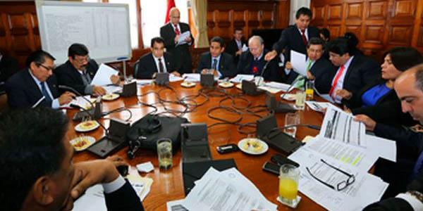 Junta de Portavoces del Congreso debate conformación de comisiones