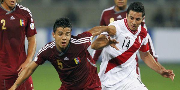 Perú perdió 2 a 3 ante Venezuela y quedó fuera del Mundial de Brasil 2014