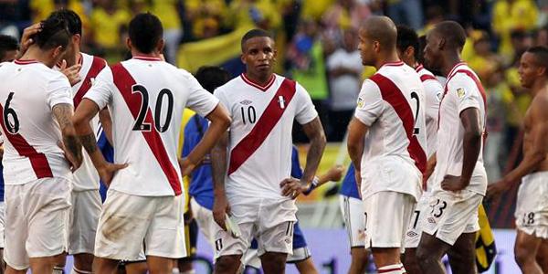 Perú cayó 12 puestos en el ránking FIFA tras derrotas en Eliminatorias