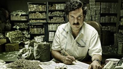 """Le mando la moto: """"Pablo Escobar"""" en Lima"""