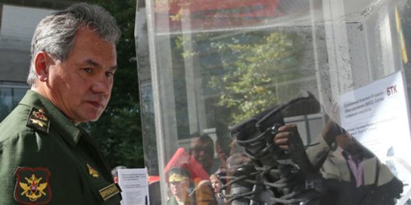 Ministro ruso llegó a Lima para estrechar lazos de cooperación técnico-militar