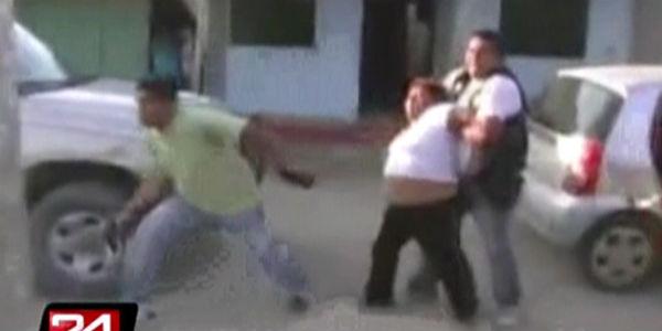 Piura: policía captura a toda una familia dedicada a la venta de droga