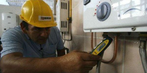 Cerca de 100 mil usuarios ya tienen gas natural en sus hogares
