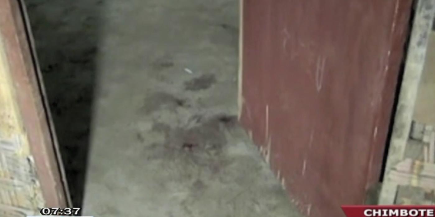 Chimbote: Sicarios acribillaron a dirigente vecinal en frente de sus hijos