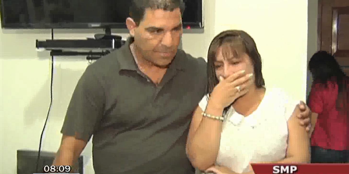 Padre de jugador de Inti Gas: Policía estuvo ebrio y disparó a matar contra mi hijo