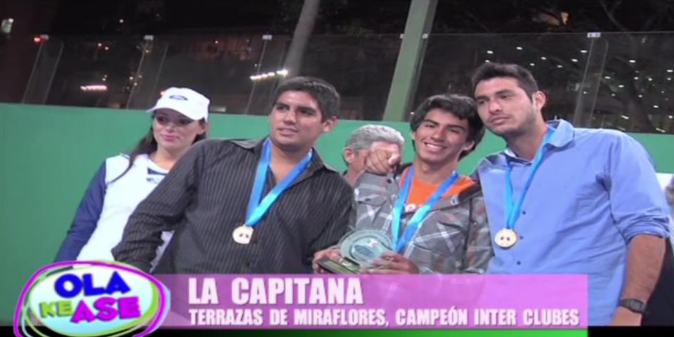 La Capitana: Mira todos los detalles del Campeonato Interclubes Copa Ford