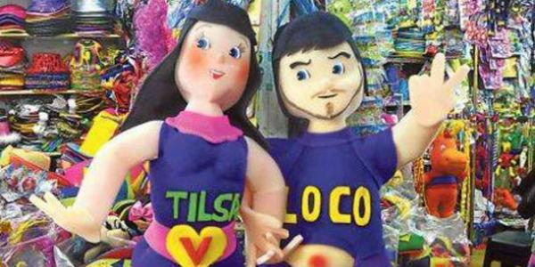 Tilsa en Piñata: 'Vengadora' y 'El loco' Vargas son los más pedidos para el 2014