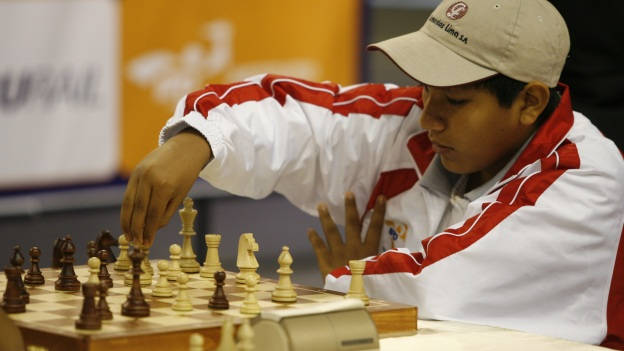 Ajedrecista Jorge Cori ya llegó a Emiratos Árabes para competir en Mundial