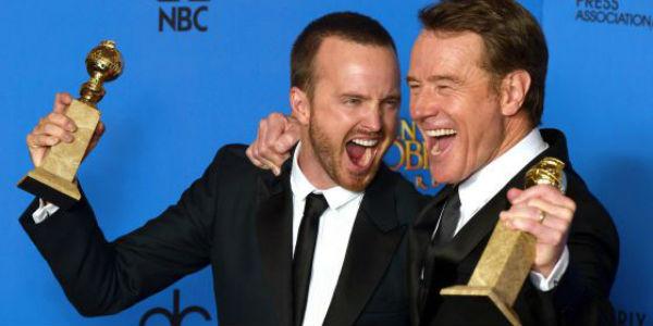 Breaking Bad y American Hustle los grandes ganadores de los Globo de Oro