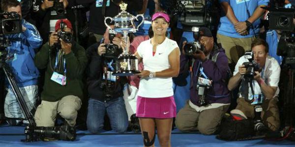 China Li Na ganó Abierto de Australia y pasará al tercer lugar del ranking mundial