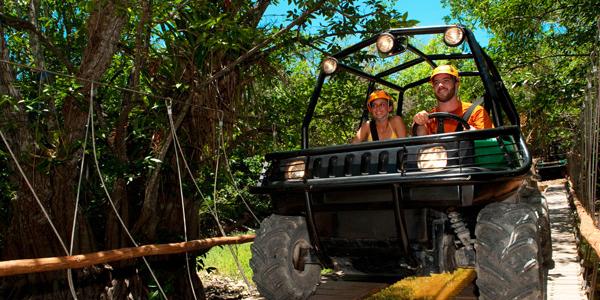 """Aventúrese en el impresionante parque natural """"Xplore"""" en Cancún"""