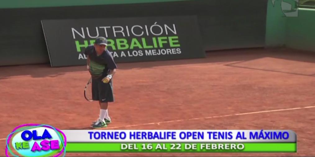 La Capitana presenta detalles del esperado torneo de tenis para periodistas