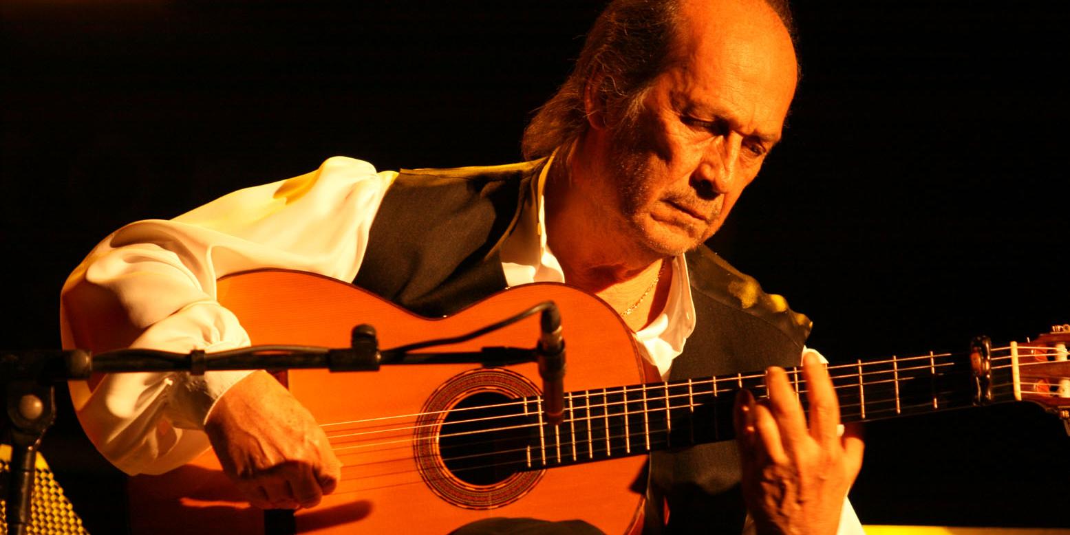 Murió a los 66 años el guitarrista flamenco Paco de Lucía