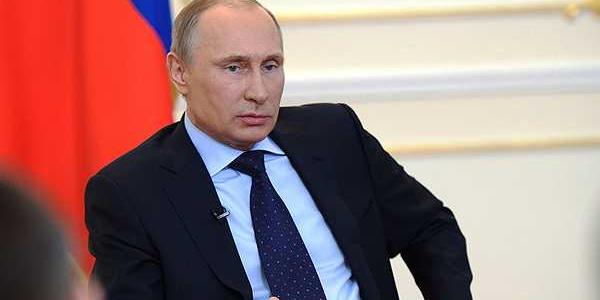 """Putin sobre Panamá Papers: """"Es un ataque informativo elaborado por encargo"""""""