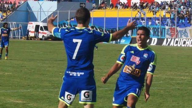Bloque Deportivo: Cristal venció 3-1 al Inti Gas y arrasa en Copa Inca