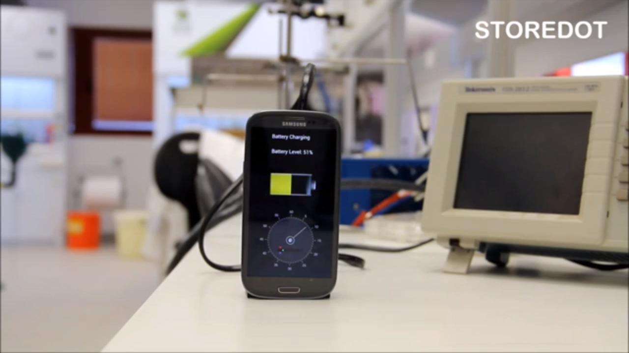 VIDEO: este dispositivo promete cargar tu celular en solo 30 segundos