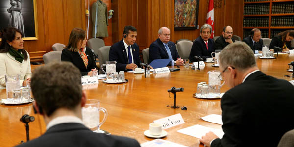 Perú y Canadá firman convenio para acceder a pensiones en lugar de residencia