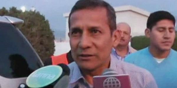 García Márquez: Ollanta Humala se pronunció sobre su muerte desde Arequipa