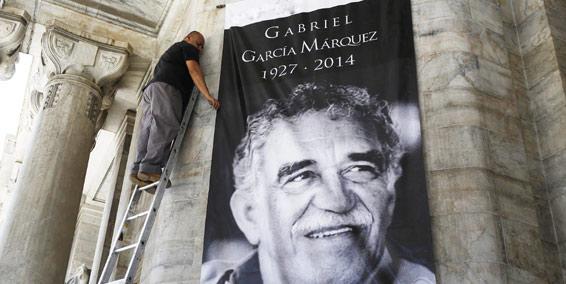 Colombia despide a Gabriel García Márquez con ceremonia en la Catedral