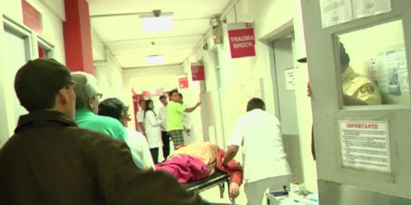 Pistas violentas: las estadísticas vistas en una sala de emergencias