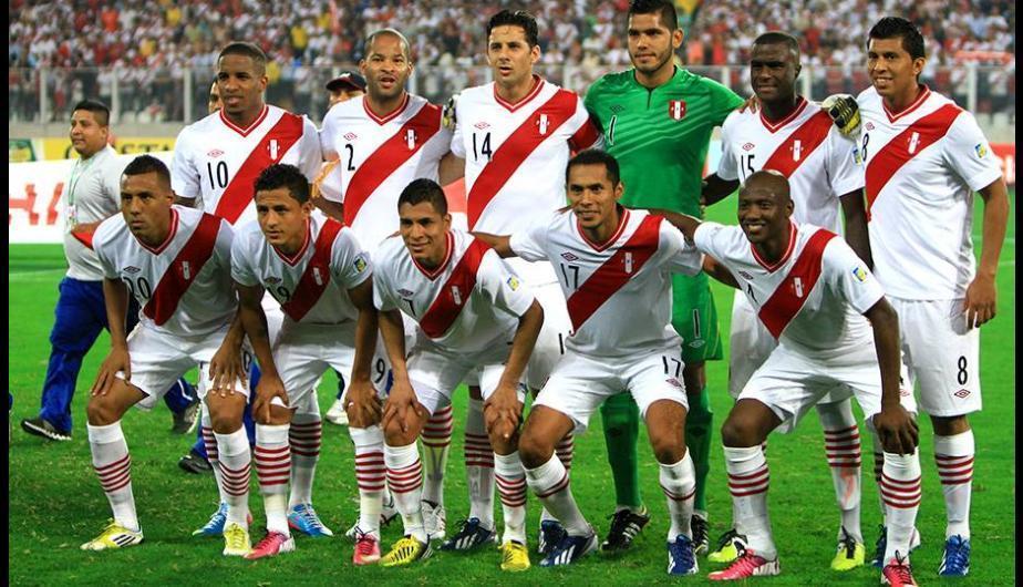Ránking FIFA: selección peruana subió una posición en la clasificación mundial