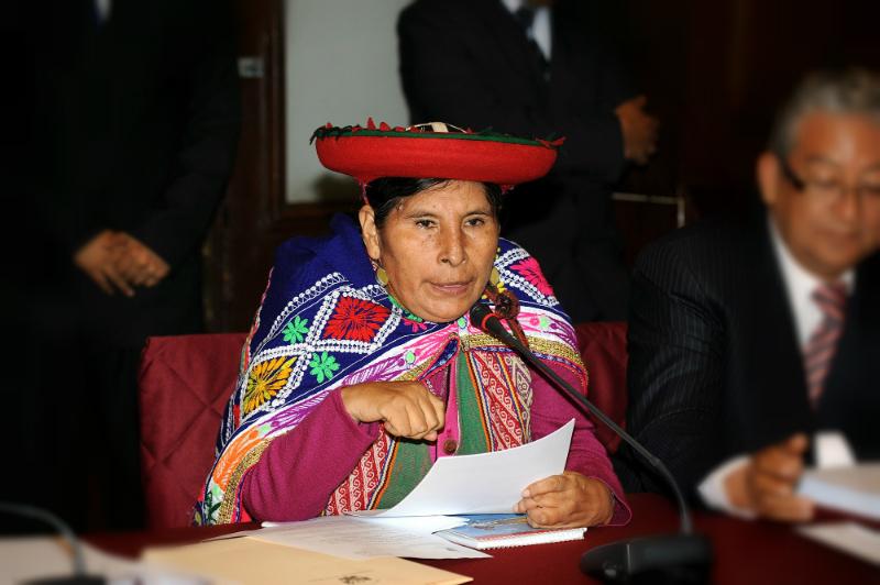 Parlamento Andino se reunirá con víctimas de esterilizaciones forzadas
