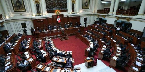 Congreso aprobó creación de la comisión Madre Mía