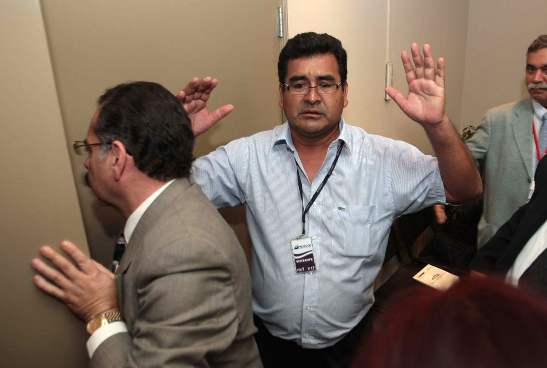 César Álvarez reafirma ser inocente ante la Sala Penal por el caso Nolasco