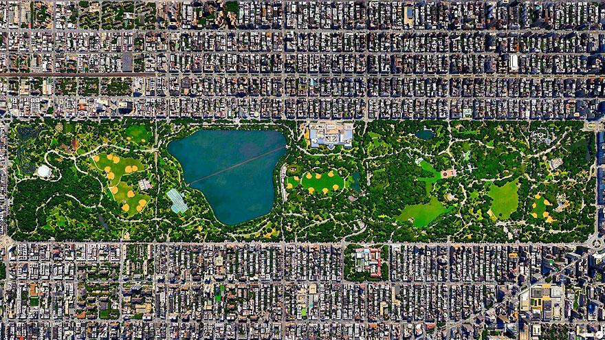 Impresionantes fotos por satélite que cambiarán tu forma de ver nuestro mundo