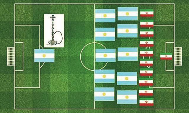 FOTOS: mira los memes de la ajustada victoria de Argentina sobre Irán
