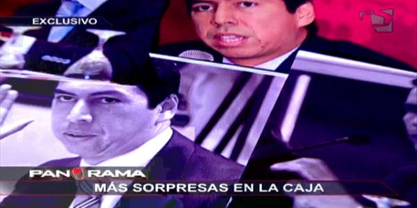 Mas sorpresas en la Caja: ¿por quién pone las manos al fuego Susana Villarán?