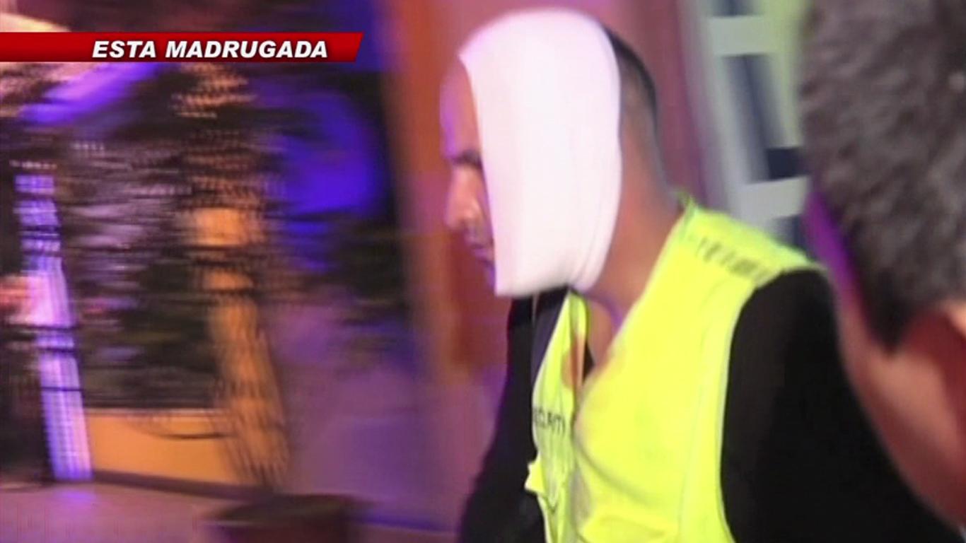 Balacera en discoteca: herido abandonó hospital tras pedir alta voluntaria