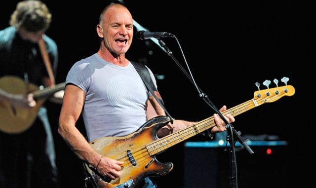Cantante Sting advierte a sus hijos que los dejará sin millonaria herencia