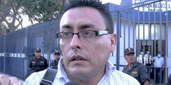 Hermano de Paul Olórtiga es denunciado por maltrato psicológico