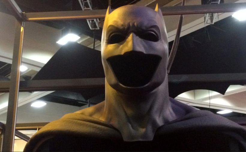 Batman vs Superman: filtran imagen de máscara que usará Ben Affleck