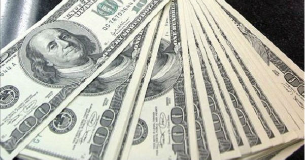 Dólar registra ligero incremento