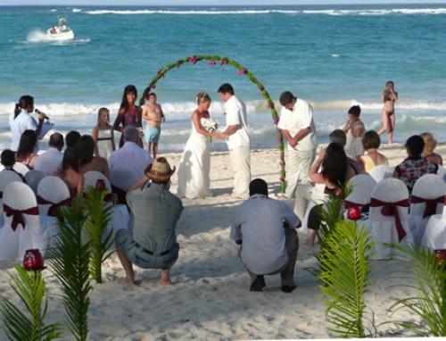 Cancún se convirtió en el lugar preferido para contraer matrimonio