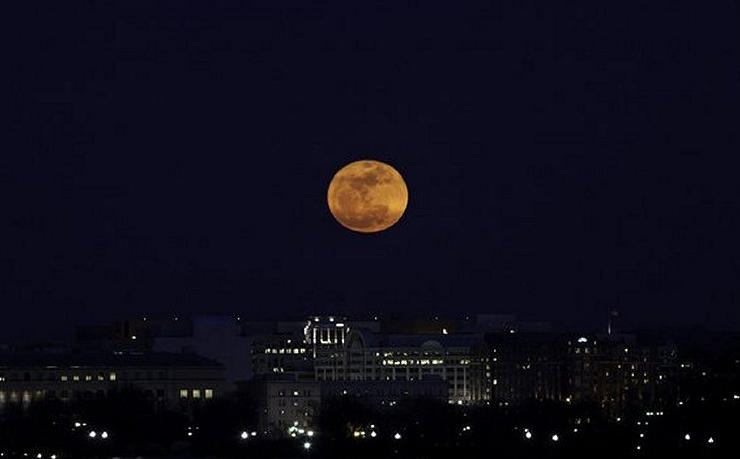 La superluna de este domingo será la más grande del año