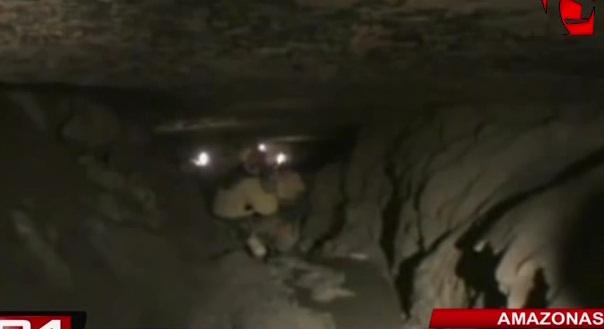 Espeleólogo español continúa atrapado en cueva subterránea de Chachapoyas