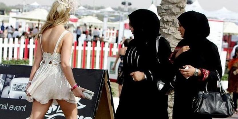 Resultado de imagen para omani women dress code